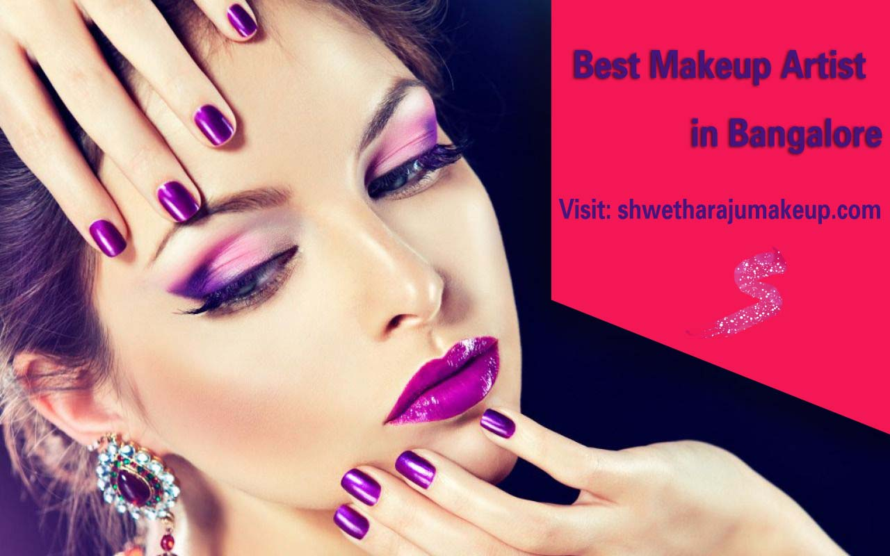 Image for Makeup artists in Bangalore: Wedding Makeup Artist In Bangalore