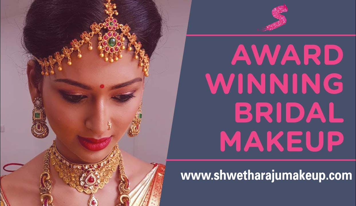 Image for Hair & Makeup Stylists In Bangalore – Shwetharajumakeup.com