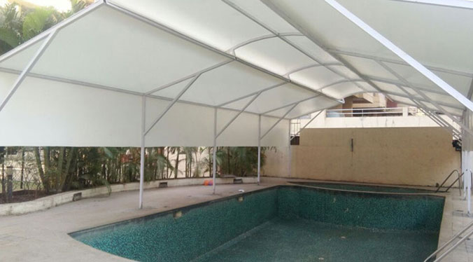Image for Swimming Pool Tensile Covering