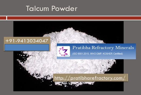 Image for Supplier of Talc powder