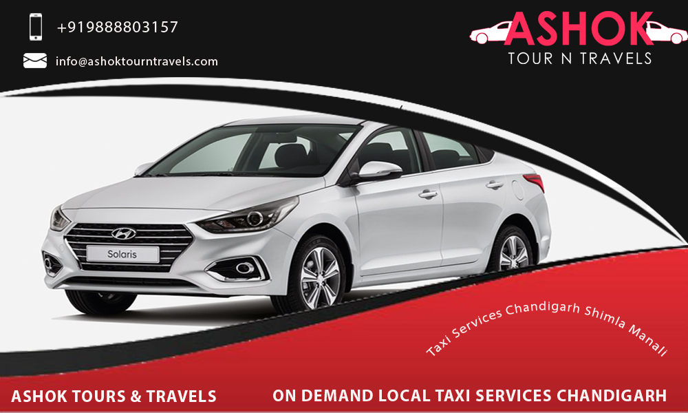 Image for Best Taxi Service in Chandigarh