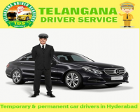 Image for Temporary Car Drivers In Hyderabad | Telangana Driver Service Hyderaba