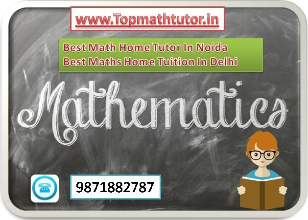 Image for Math Home Tutor in Noida | Maths Home Tution In Noida