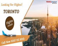 Image for Book Flights from London to Toronto and Cheap Flights to Toronto From