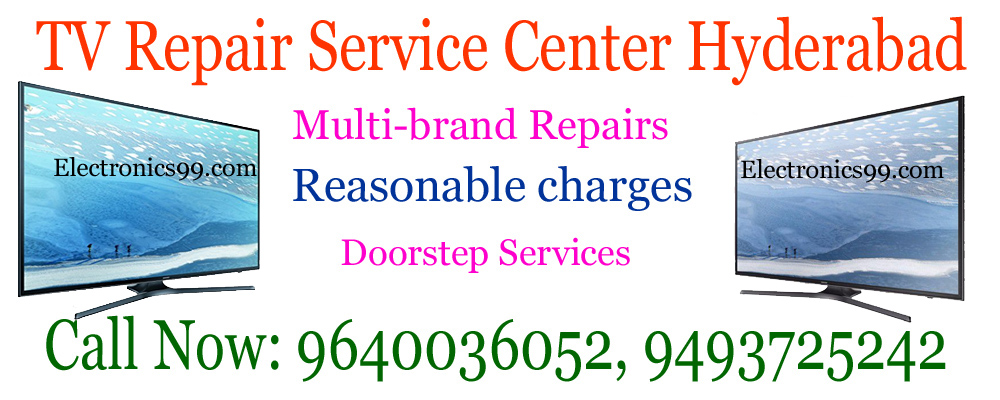 Image for Get TV Repair Service Center in Hyderabad