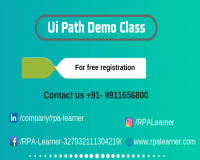 Image for Professional Online Uipath Training in Chennai - RPA Leanrer