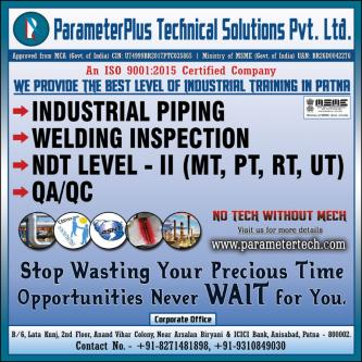 Image for NDT and Piping Training Institute in Aurangabad, Bihar