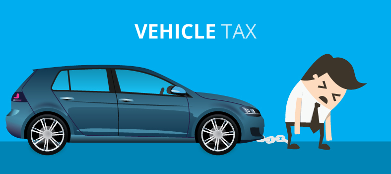 Vehicle Tax-What Is THe Rate Of Vehicle Tax & How To Pay? | DNS