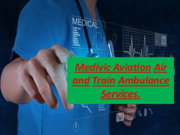 Affordable Price Air Ambulance Service in Ranchi –Medivic Aviation