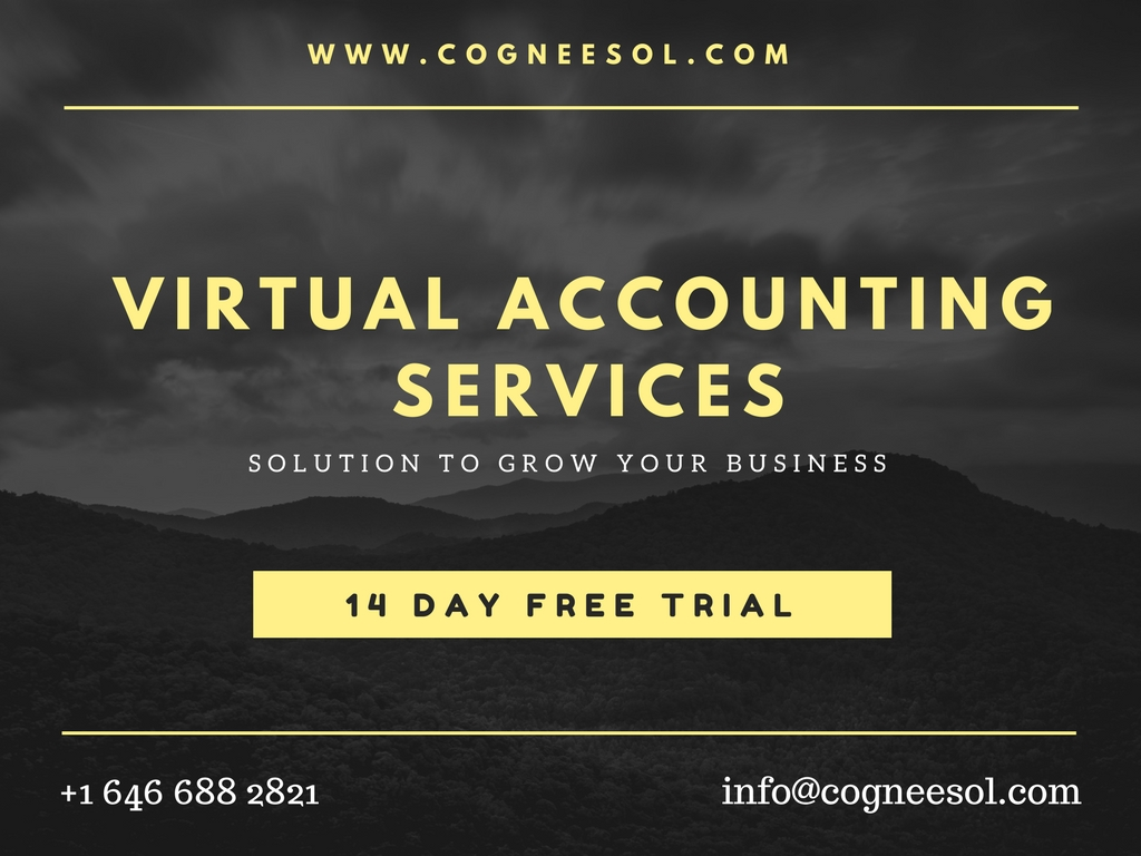 Image for Grow Your Business With Virtual Accounting Services - Cogneesol