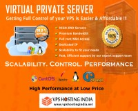 Image for Virtual Private Server – Best VPS Hosting India