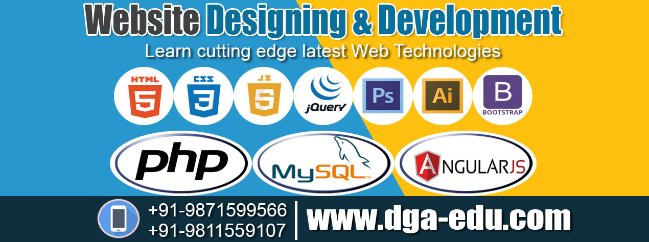 Image for Best Website Designing Training Institute in Delhi
