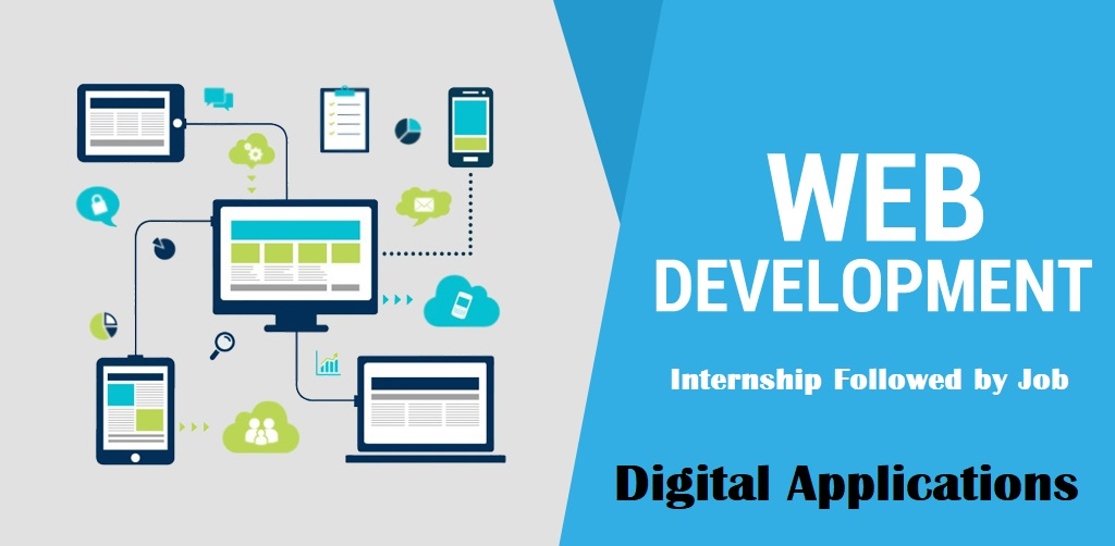 Image for Website Developers Required in Digital Applications Khanewal