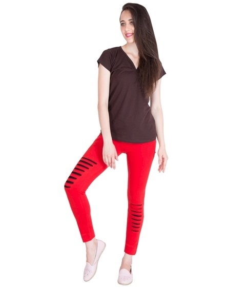 Image for Buy Women Trendy Cotton Track Pants at Best Price in India Shoppyzip