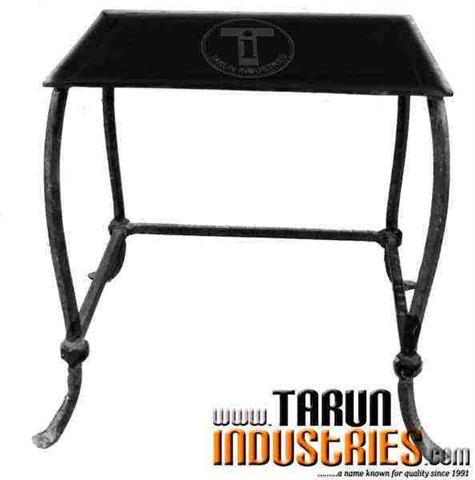 Wrought Iron Table and chairs at Best Price - Tarun Ind