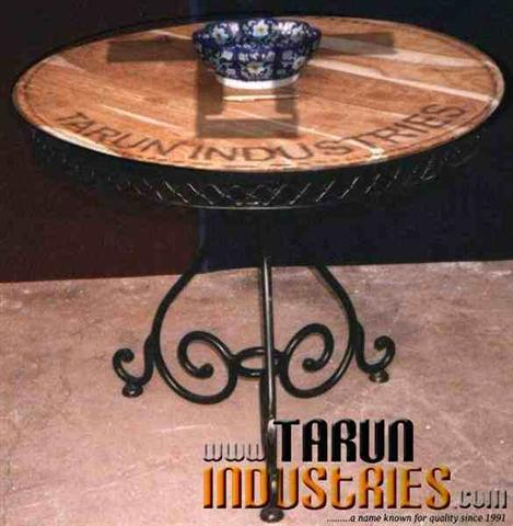 Iron Table Furniture Wholesale Price - Tarun Industries Jaipur